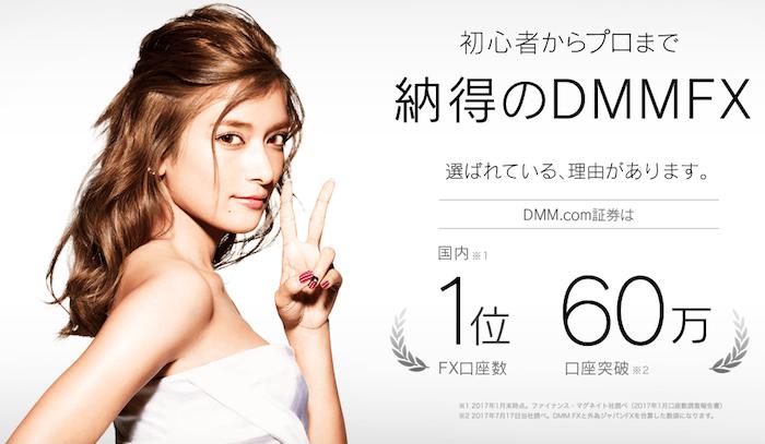 DMM FX詳細