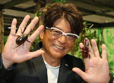 哀川翔(カブトムシ育成・販売)