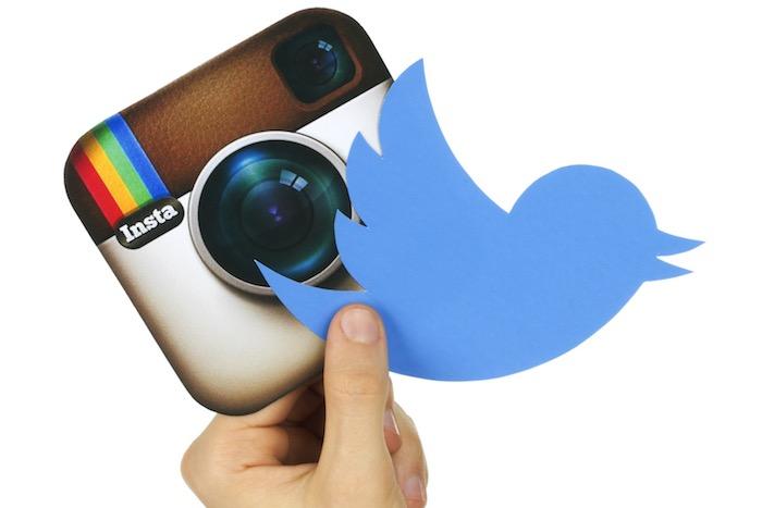 ツイッターやインスタグラムの詐欺アカウント