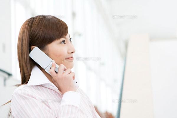 チャットレディの携帯は安全?携帯でも始められる副業