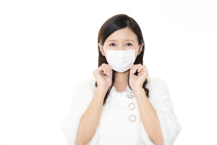 流出対策.顔出しなしや変装・マスクをする